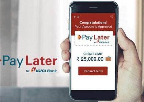 ICICI PayLater